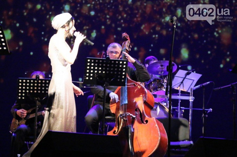 Анико Долидзе представила в Чернигове концертную программу Dear Ella, фото-4