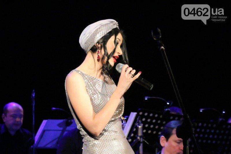 Анико Долидзе представила в Чернигове концертную программу Dear Ella, фото-5