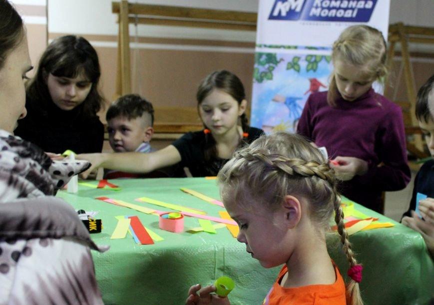 Полтавські малюки виготовили подарунки мамі (ФОТО) (фото) - фото 1