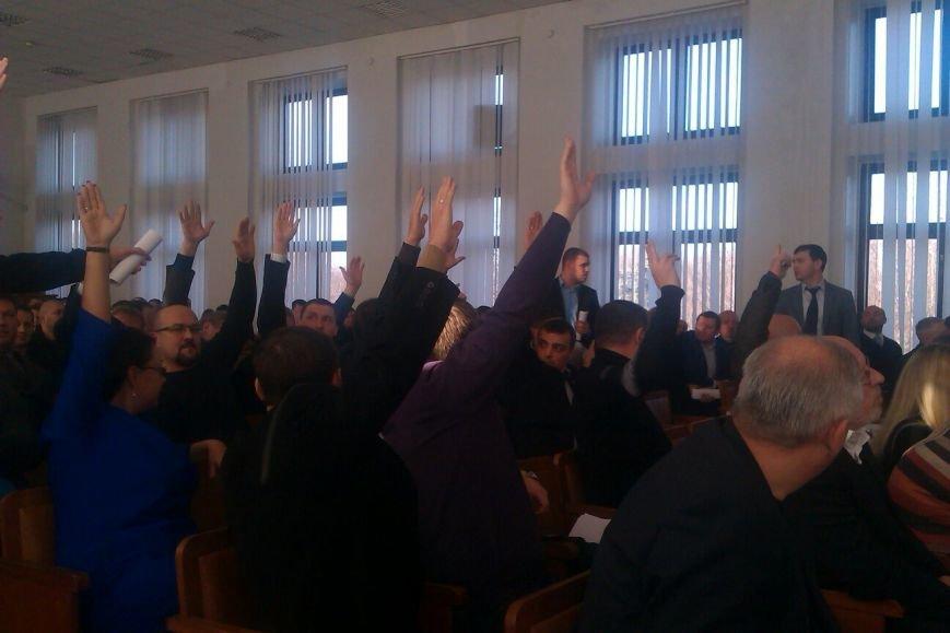 Депутаты Днепродзержинского горсовета сфорировали постоянные комиссии (фото) - фото 1