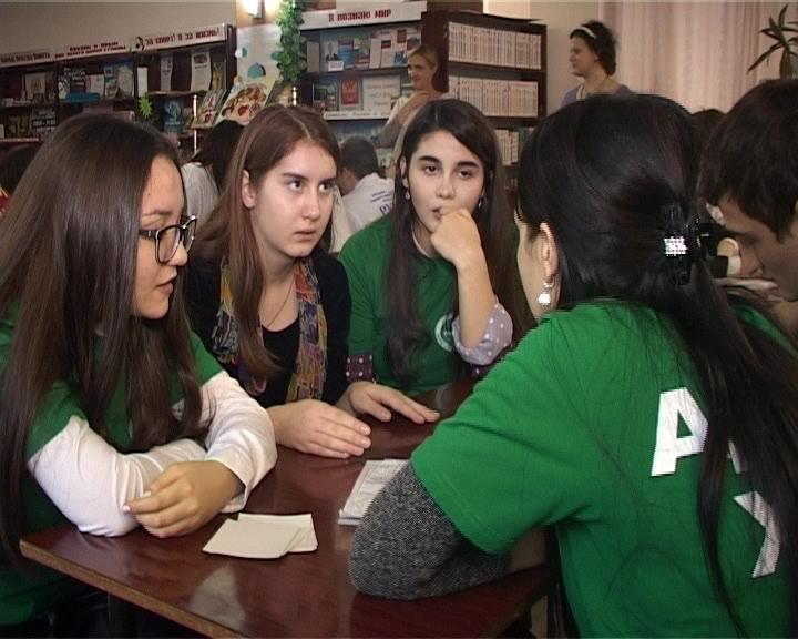 В Армавире прошла первая игра «Что? Где? Когда?» среди национальных общин (фото) - фото 1