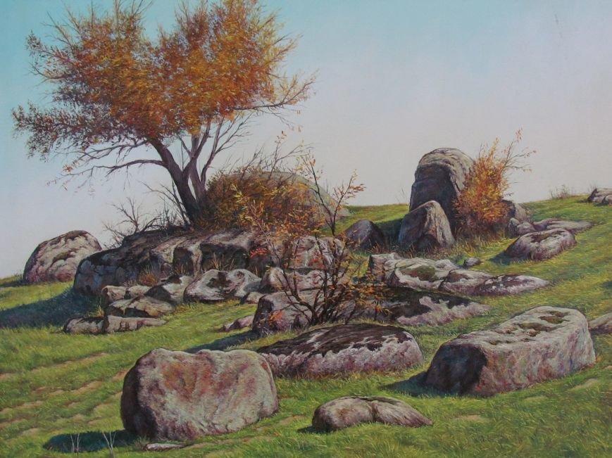 Мариупольский художник  мастерски выполнил копии картин  Валледжо, Шишкина, Левитана (ФОТО), фото-3