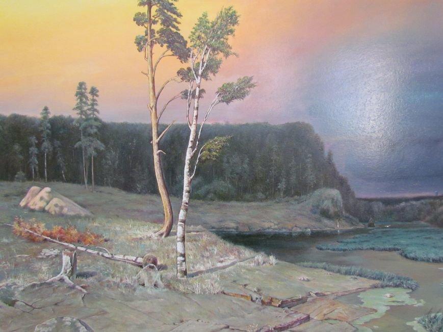 Мариупольский художник  мастерски выполнил копии картин  Валледжо, Шишкина, Левитана (ФОТО), фото-4