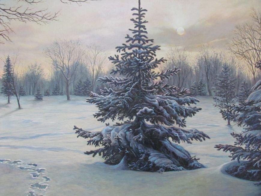 Мариупольский художник  мастерски выполнил копии картин  Валледжо, Шишкина, Левитана (ФОТО), фото-2
