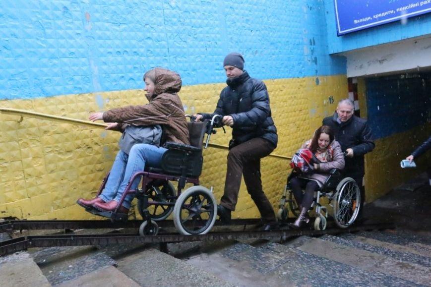 Новоизбранные депутаты почувствовали себя инвалидами, фото-7