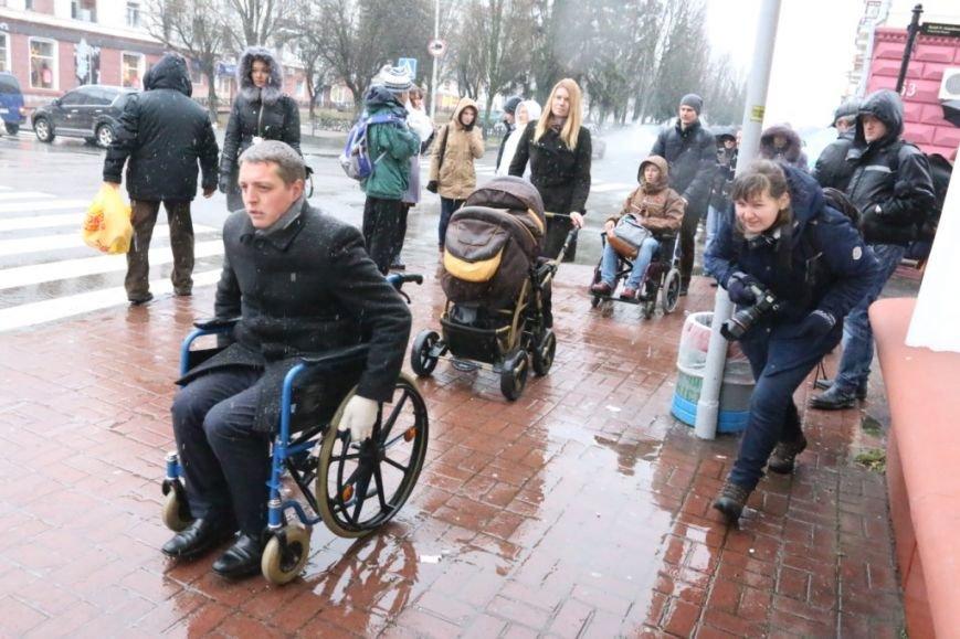 Новоизбранные депутаты почувствовали себя инвалидами, фото-4