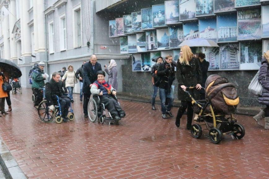 Новоизбранные депутаты почувствовали себя инвалидами, фото-2