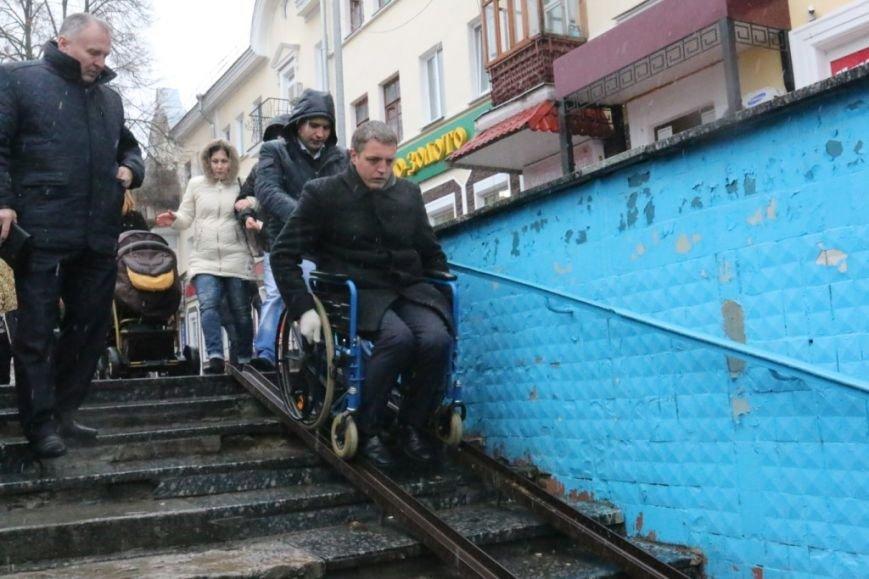 Новоизбранные депутаты почувствовали себя инвалидами, фото-5