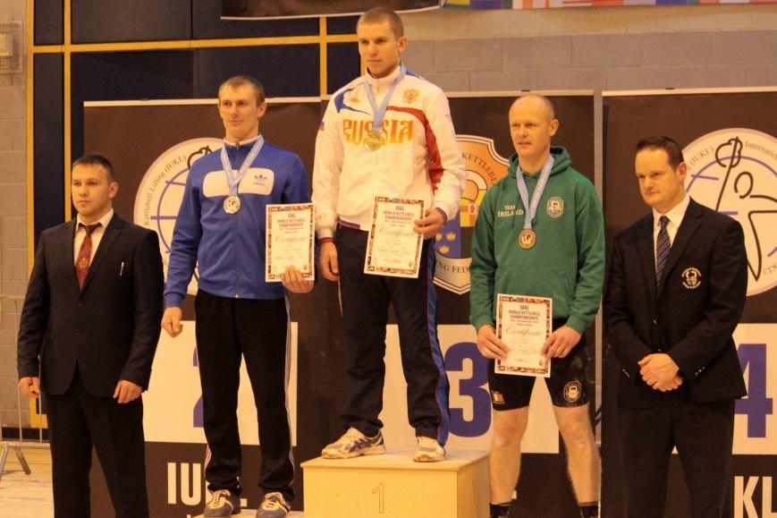 Белгородские гиревики вернулись с чемпионата и первенства мира с медалями, фото-1