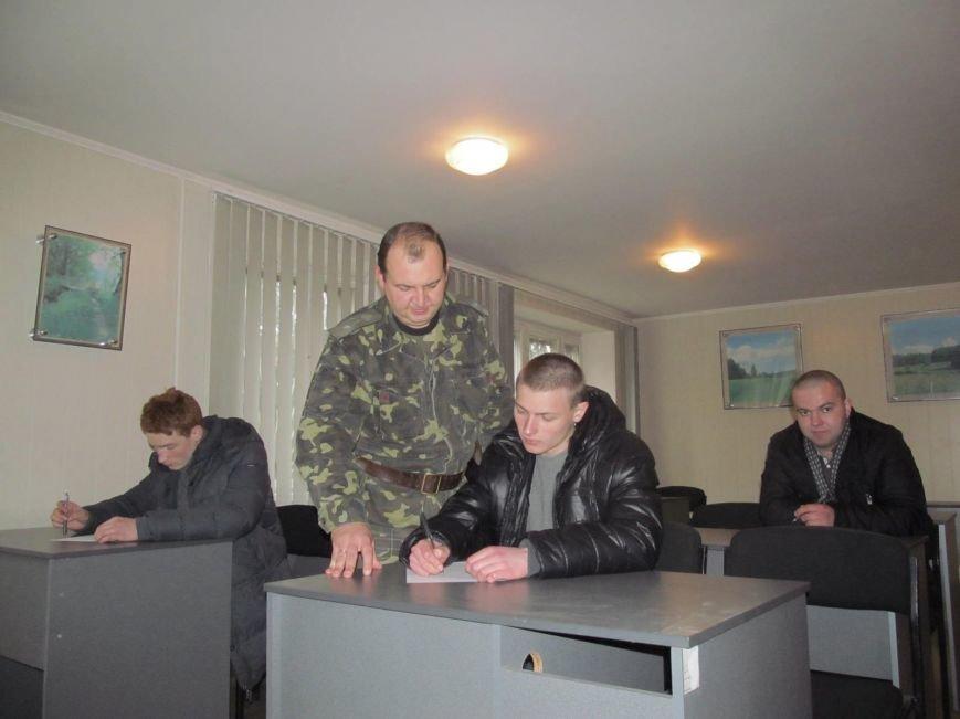 Харьковская область выполнила план по осеннему призыву (ФОТО) (фото) - фото 1