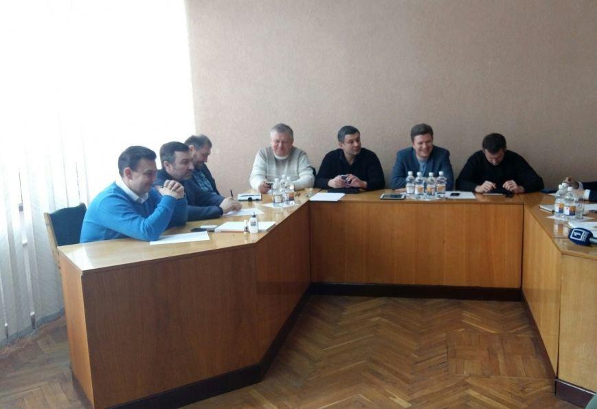 В Кривом Роге начала работу временная специальная комиссия по анализу результатов выборов мэра, фото-1