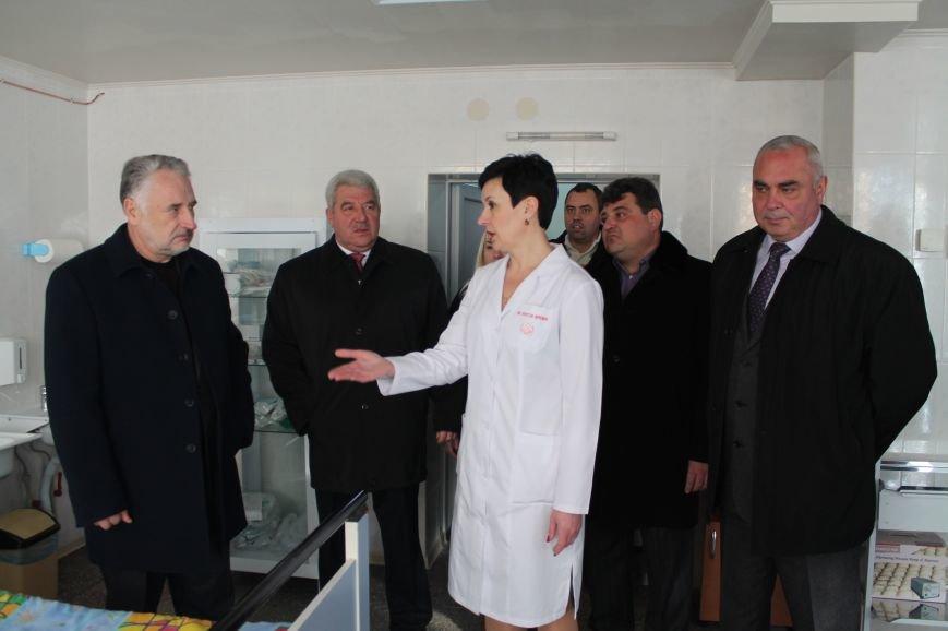 В Артемовске-Бахмуте открылось отделение анестезиологии и интенсивной терапии, фото-6