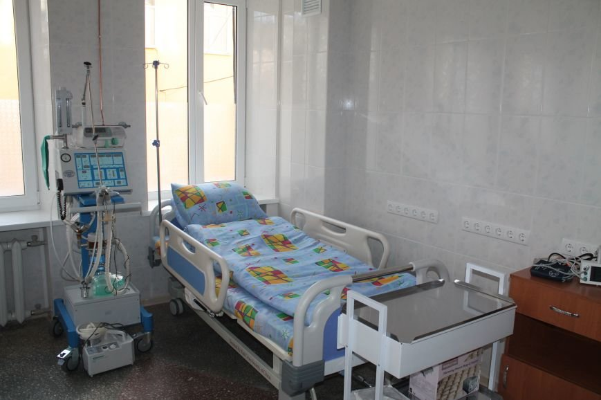 В Артемовске-Бахмуте открылось отделение анестезиологии и интенсивной терапии, фото-5