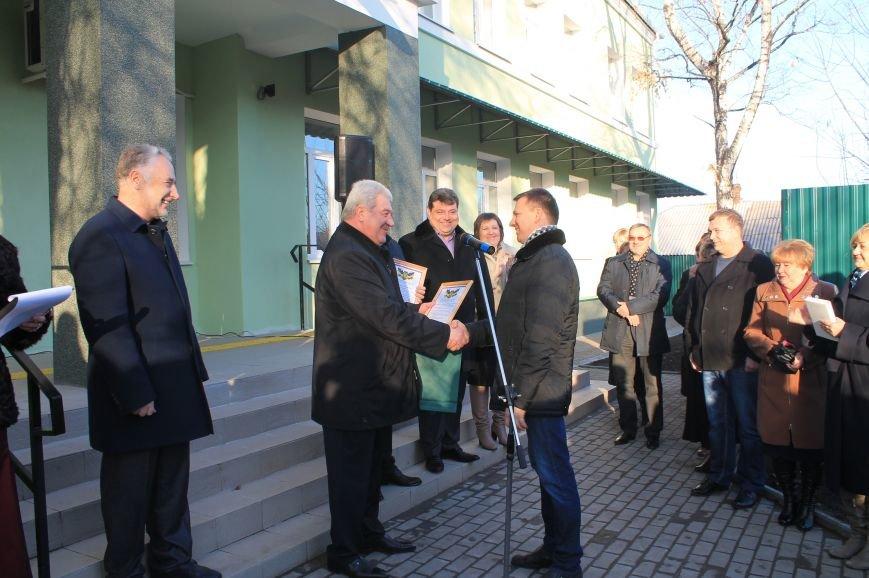 Первый проект ПРООН по восстановлению социальных услуг реализован в Артемовске-Бахмуте, фото-1