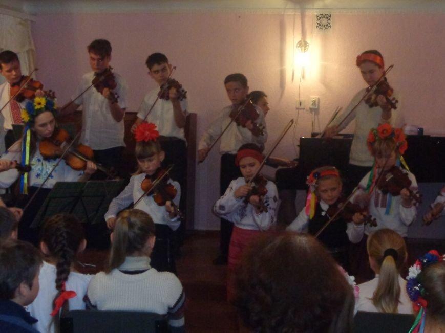 В Красноармейской музыкальной школе прошел яркий концерт, приуроченный ко Дню рождения Николая Леонтовича (фото) - фото 4