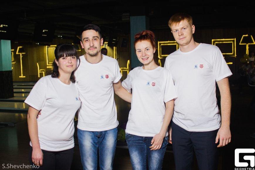У Житомирі відбувся 2-й Чемпіонат з боулінгу серед працівників кондитерської фабрики, фото-2