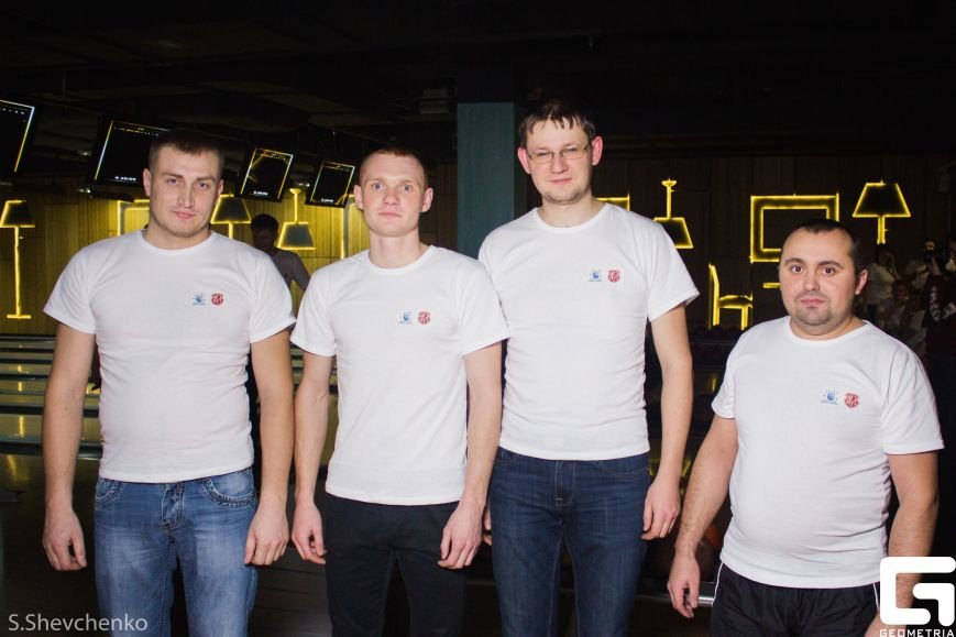У Житомирі відбувся 2-й Чемпіонат з боулінгу серед працівників кондитерської фабрики, фото-1