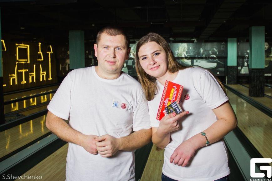 У Житомирі відбувся 2-й Чемпіонат з боулінгу серед працівників кондитерської фабрики, фото-18