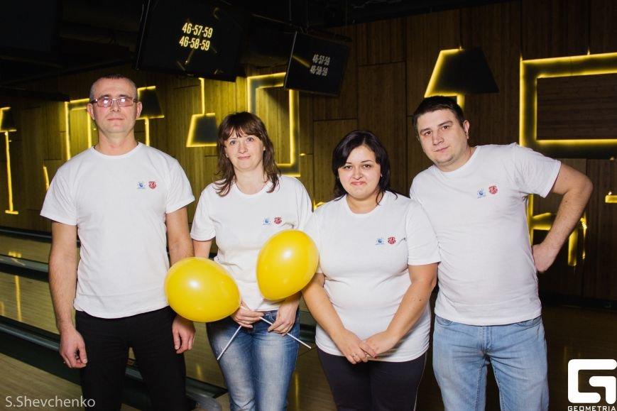 У Житомирі відбувся 2-й Чемпіонат з боулінгу серед працівників кондитерської фабрики, фото-8
