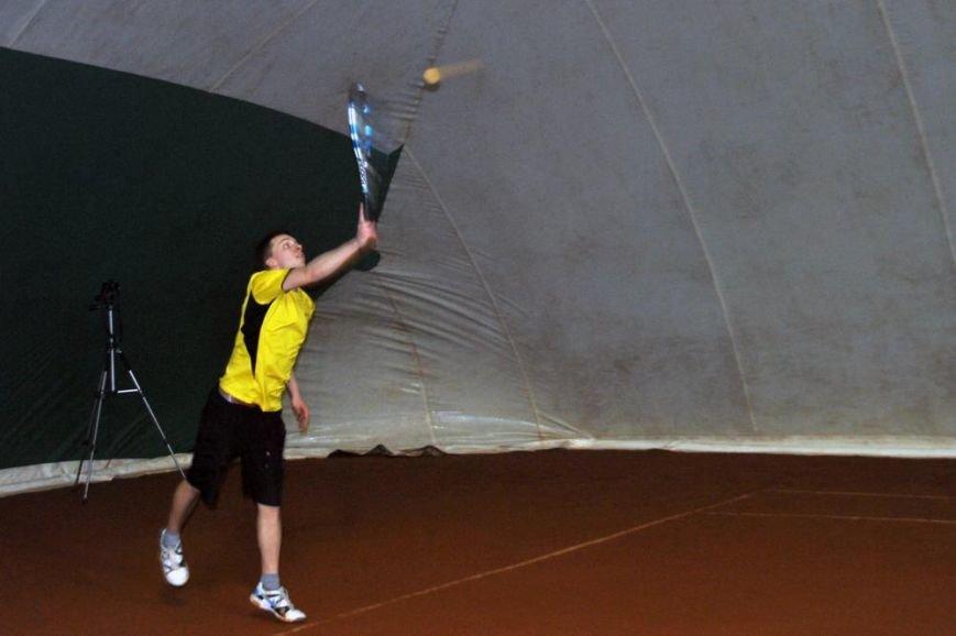 В посёлке Тярлево состоялся турнир по большому теннису, фото-1