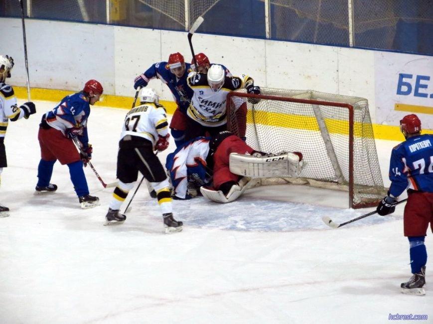 «Химик-СКА» проиграл по буллитам прямому конкуренту за выход в плей-офф (фото) - фото 1