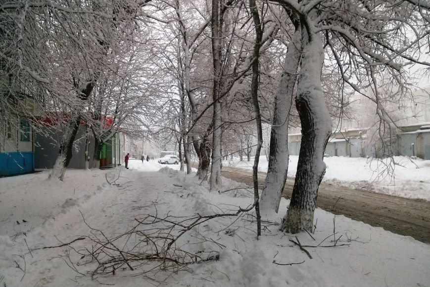В Белгород пришла зима (фото) - фото 1