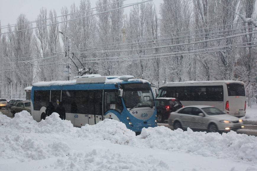 В Белгород пришла зима, фото-3