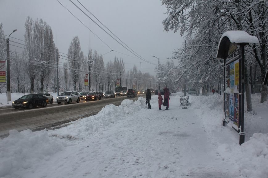 В Белгород пришла зима, фото-2