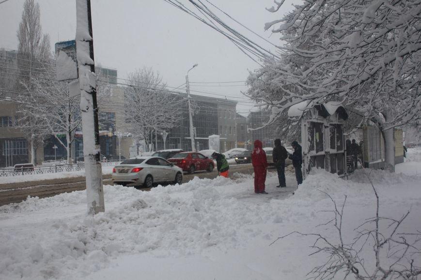 В Белгород пришла зима, фото-4