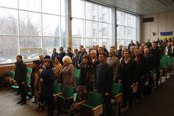Регламент и замы за 15 минут - прошла сессия Славянского горсовета (фото) - фото 5