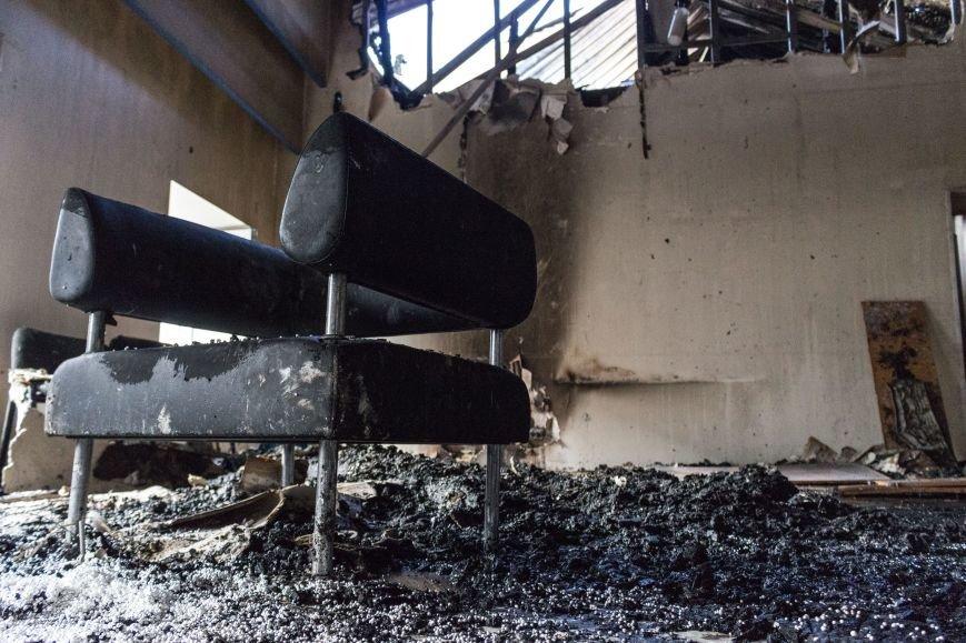3f797a3f9888095436573a659f03525e Как выглядит сожженный волонтерский центр в Одессе