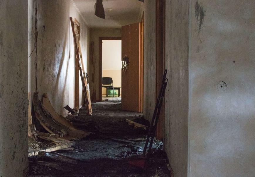 b2c1c4453df66fb0421855875a74fe05 Как выглядит сожженный волонтерский центр в Одессе