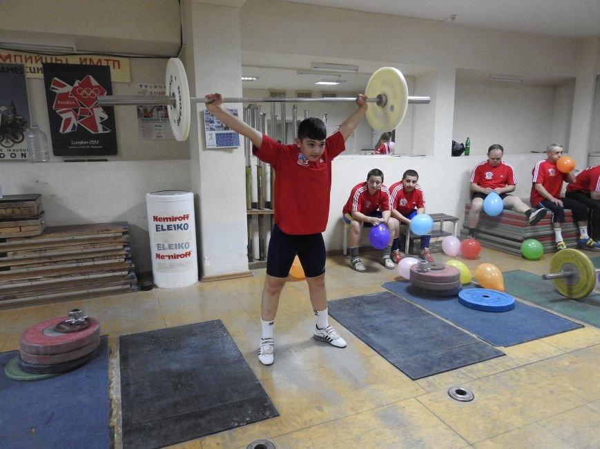 Открытие Федерации тяжёлой атлетики города Ильичёвск (+видео) (фото) - фото 2