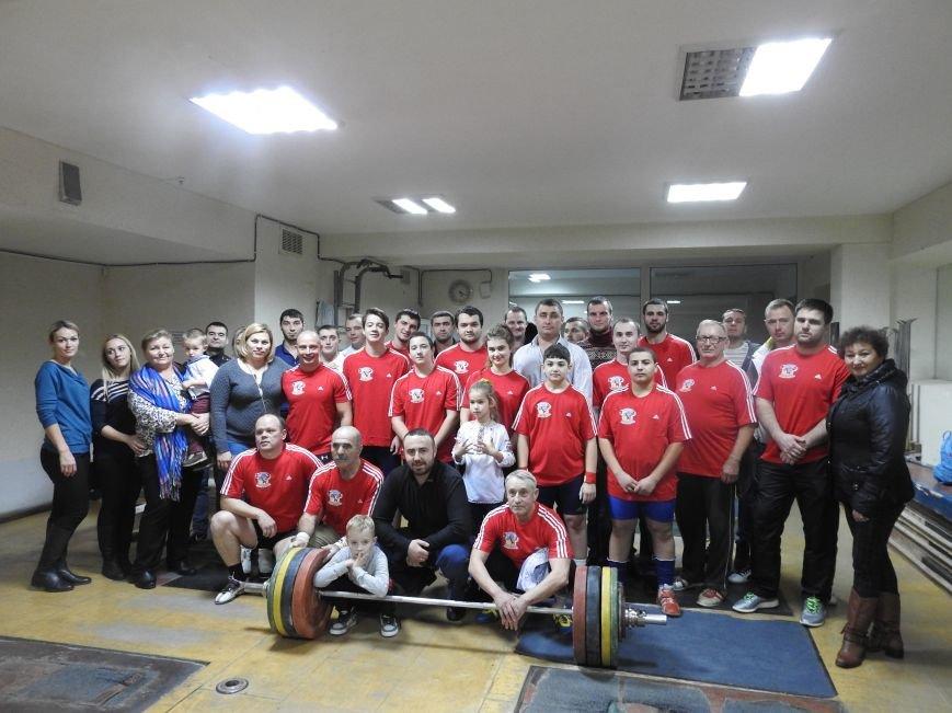 Открытие Федерации тяжёлой атлетики города Ильичёвск (+видео) (фото) - фото 3
