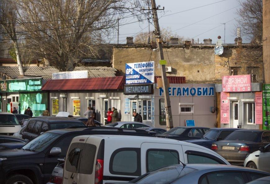 Одесский радиорынок: ситуация с павильонами спокойная, по крайней мере, пока (ФОТО), фото-1