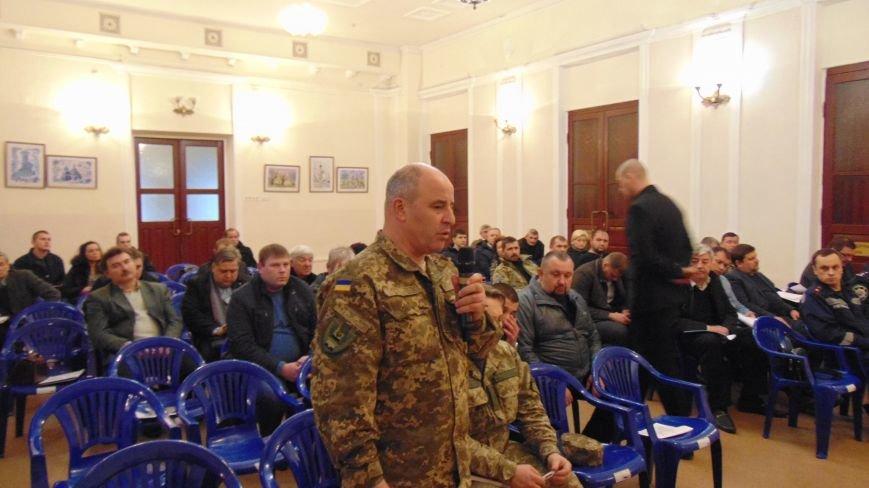 В Мариуполе военный комиссариат проводит подготовку к седьмой волне мобилизации (фото) - фото 1
