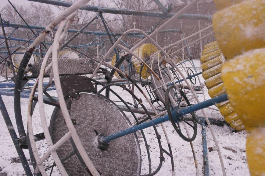 «Колесо обозрения» в Красноармейске пало (фото) - фото 8