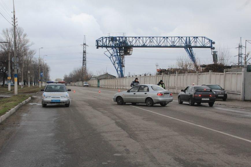 Почему в Днепродзержинске перекрыт участок дороги по улице Днепропетровской, фото-4