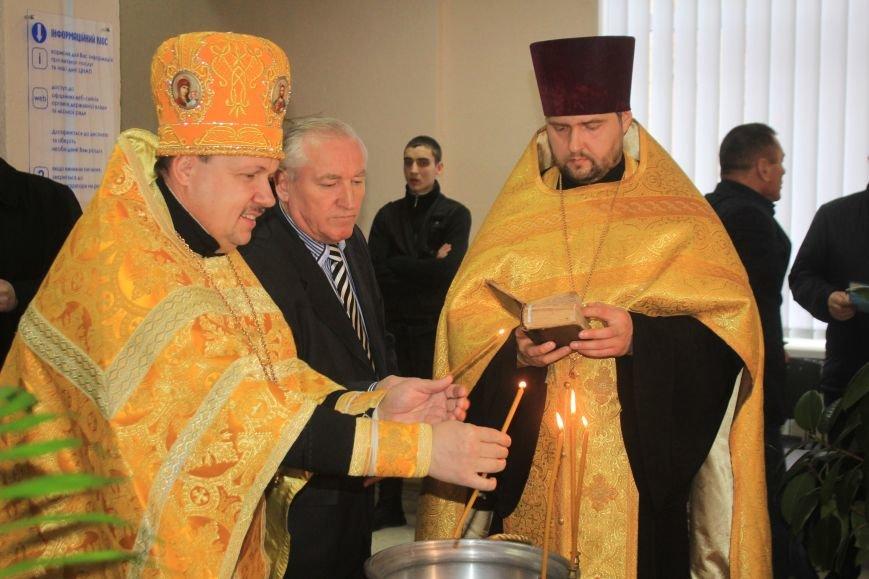 В Днепродзержинске открыли и освятили обновленный Центр предоставления админуслуг, фото-10