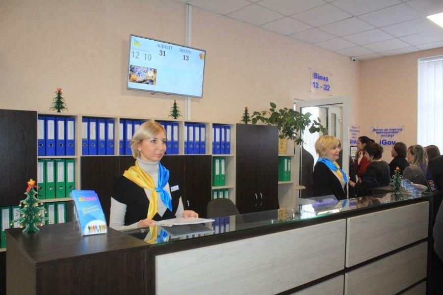 В Днепродзержинске открыли и освятили обновленный Центр предоставления админуслуг, фото-3