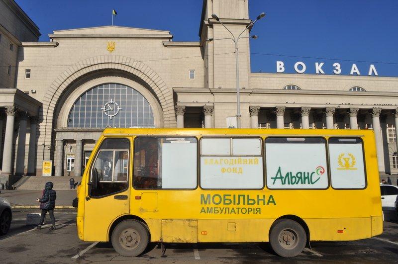 На вокзале Днепропетровска желающие могли пройти экспресс-тест на ВИЧ (ФОТО) (фото) - фото 8