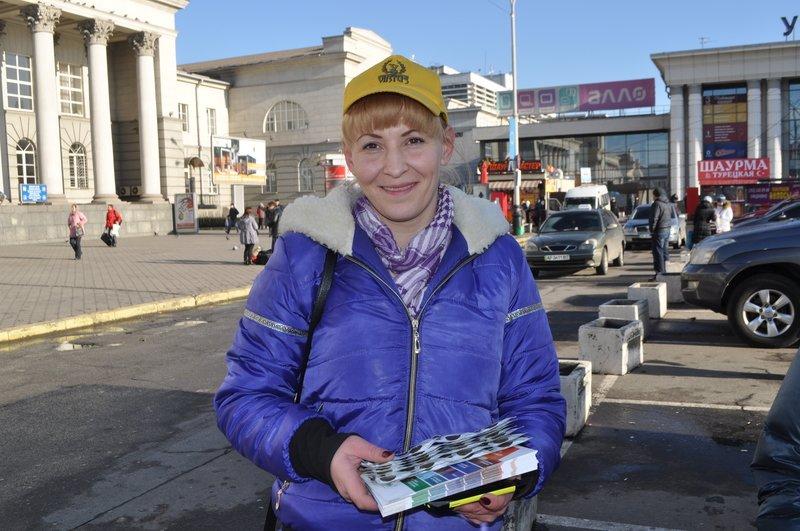 На вокзале Днепропетровска желающие могли пройти экспресс-тест на ВИЧ (ФОТО) (фото) - фото 6