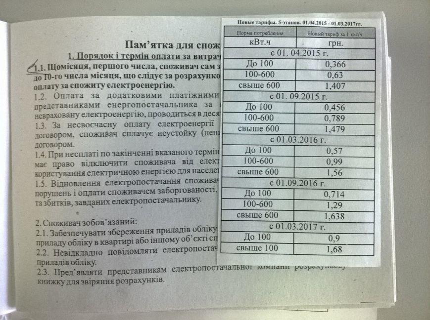 Сюрпризы платежек: николаевцы с ужасом смотрят в «светлое» будущее (ФОТО) (фото) - фото 5