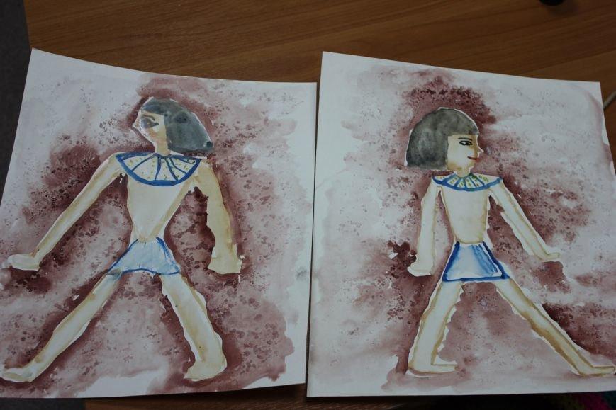 Сыктывкарских детей научили рисовать... историю (фото) - фото 3