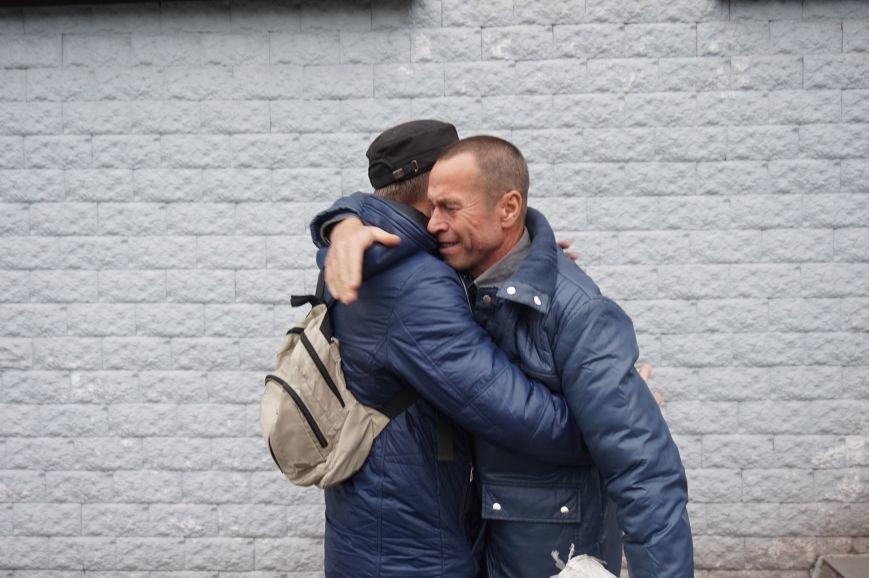 Добровольца батальона «Айдар», которого обвиняли в разбое в зоне АТО, освободили из Криворожского СИЗО (ФОТО) (фото) - фото 1