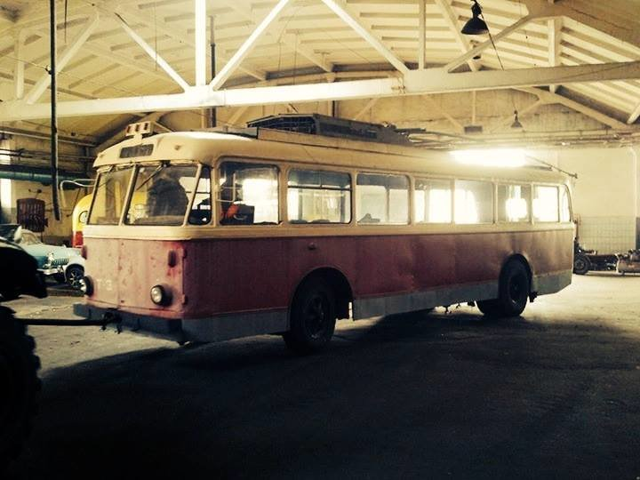 В Киеве откроется музей общественного транспорта (ФОТО) (фото) - фото 1