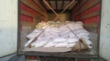 До «ДНР» не доехали грузовики с мясом и крупaми (ФОТО) (фото) - фото 2