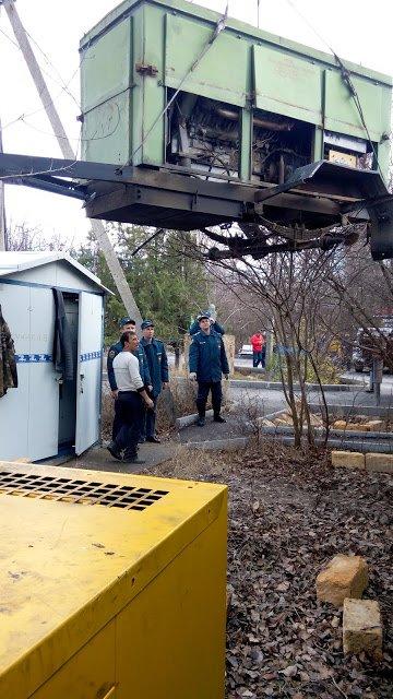 Крымские спасатели помогли обогреть животных из парка львов «Тайган» (ФОТО, ВИДЕО) (фото) - фото 3