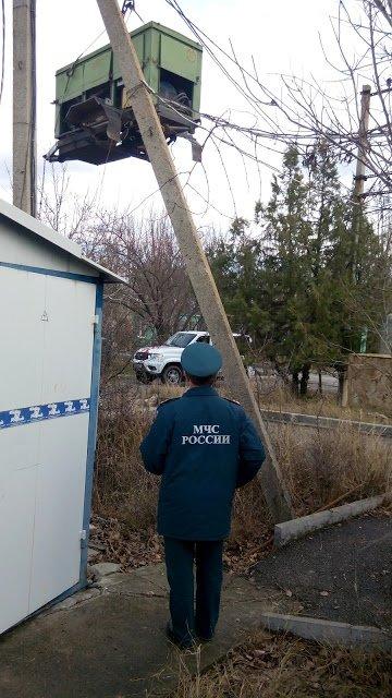 Крымские спасатели помогли обогреть животных из парка львов «Тайган» (ФОТО, ВИДЕО) (фото) - фото 2