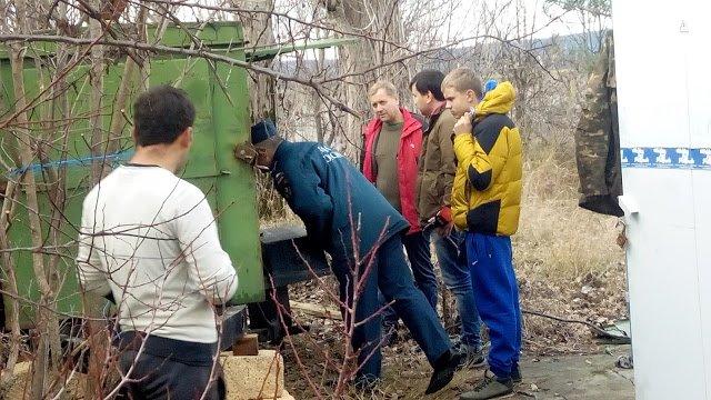 Крымские спасатели помогли обогреть животных из парка львов «Тайган» (ФОТО, ВИДЕО) (фото) - фото 5